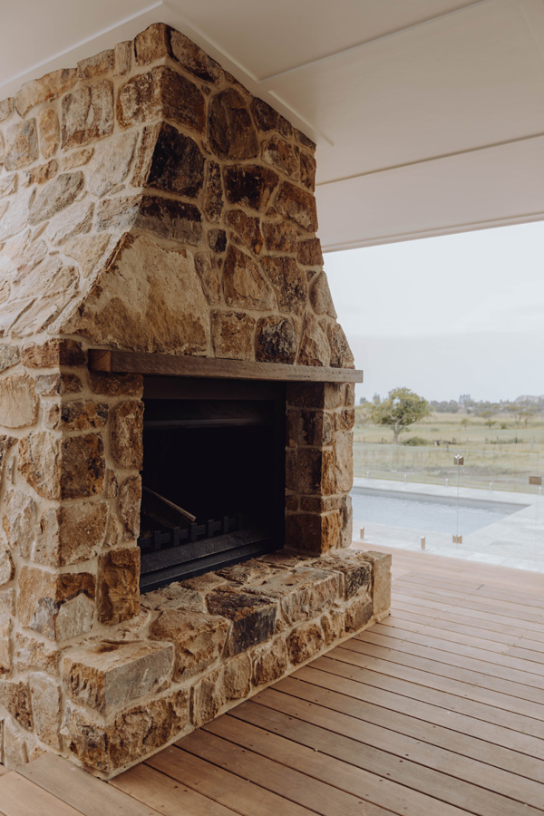 Dunoon Fireplace P