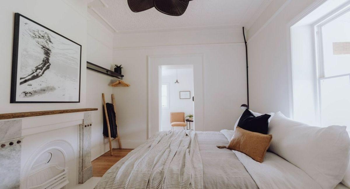 Dunoon Farmhouse Bedroom
