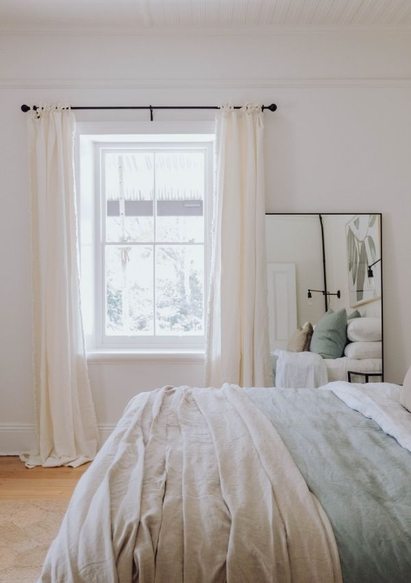 Dunoon Farmhouse Bedrooms