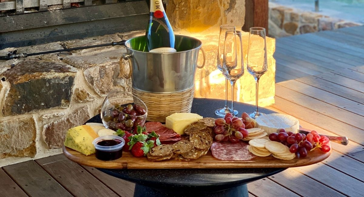 Dunoon Farmhouse food and wine